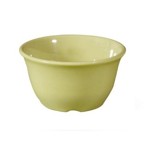 GET BC-70-AV Melamine Bouillon Cup/Bowl, 7 Ounce, Avocado (Set of 12)