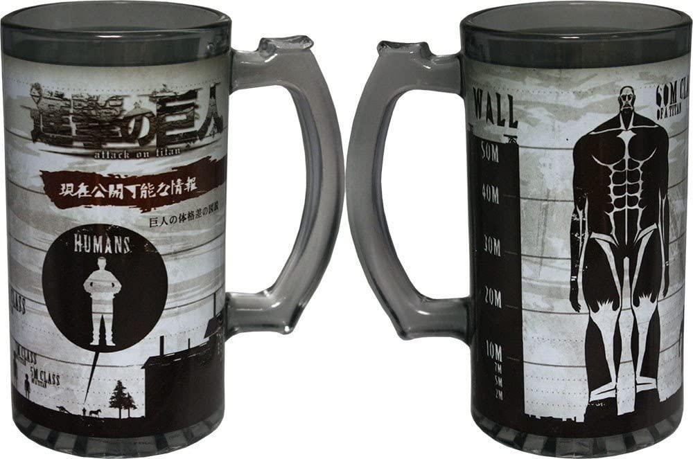 Attack on Titan Class Beer Mug