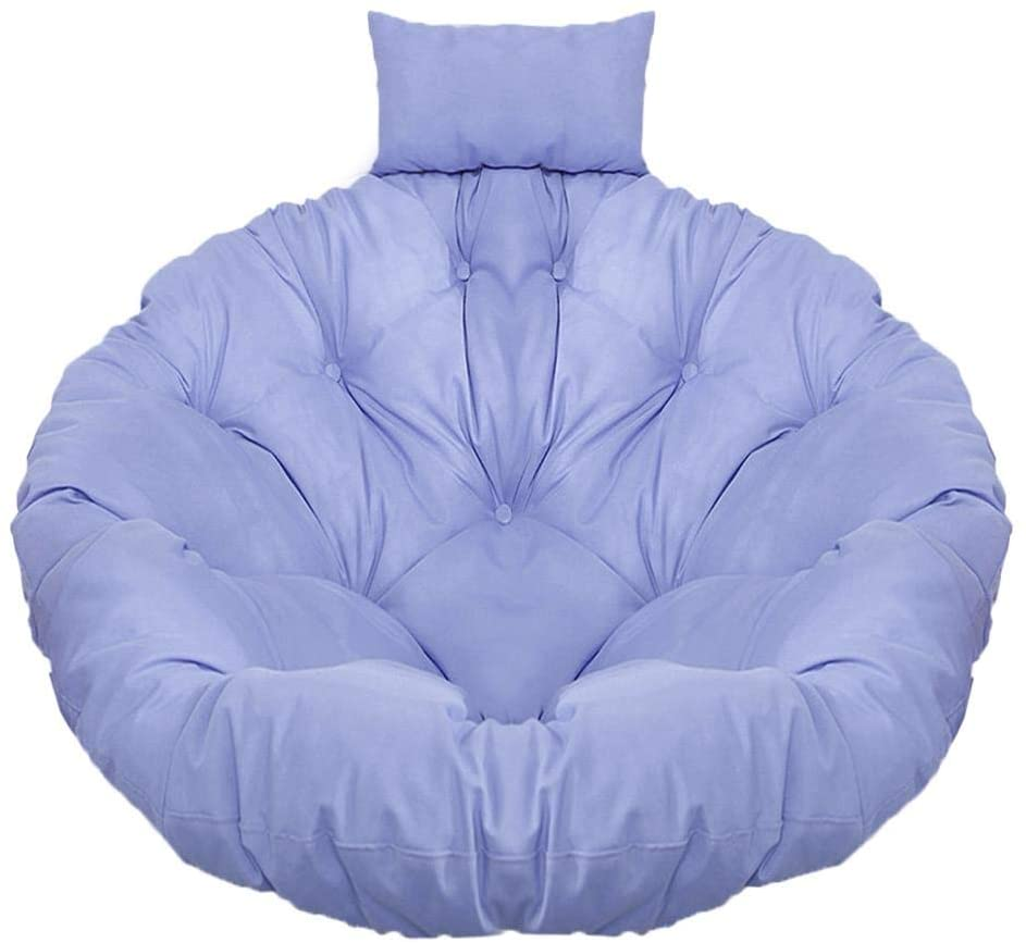 PQFYDS Papasan Chair Cushion Seat Replacement Cushion Round Chair Pad Home Floor Cushion Soft and Comfortable for Home Decoration