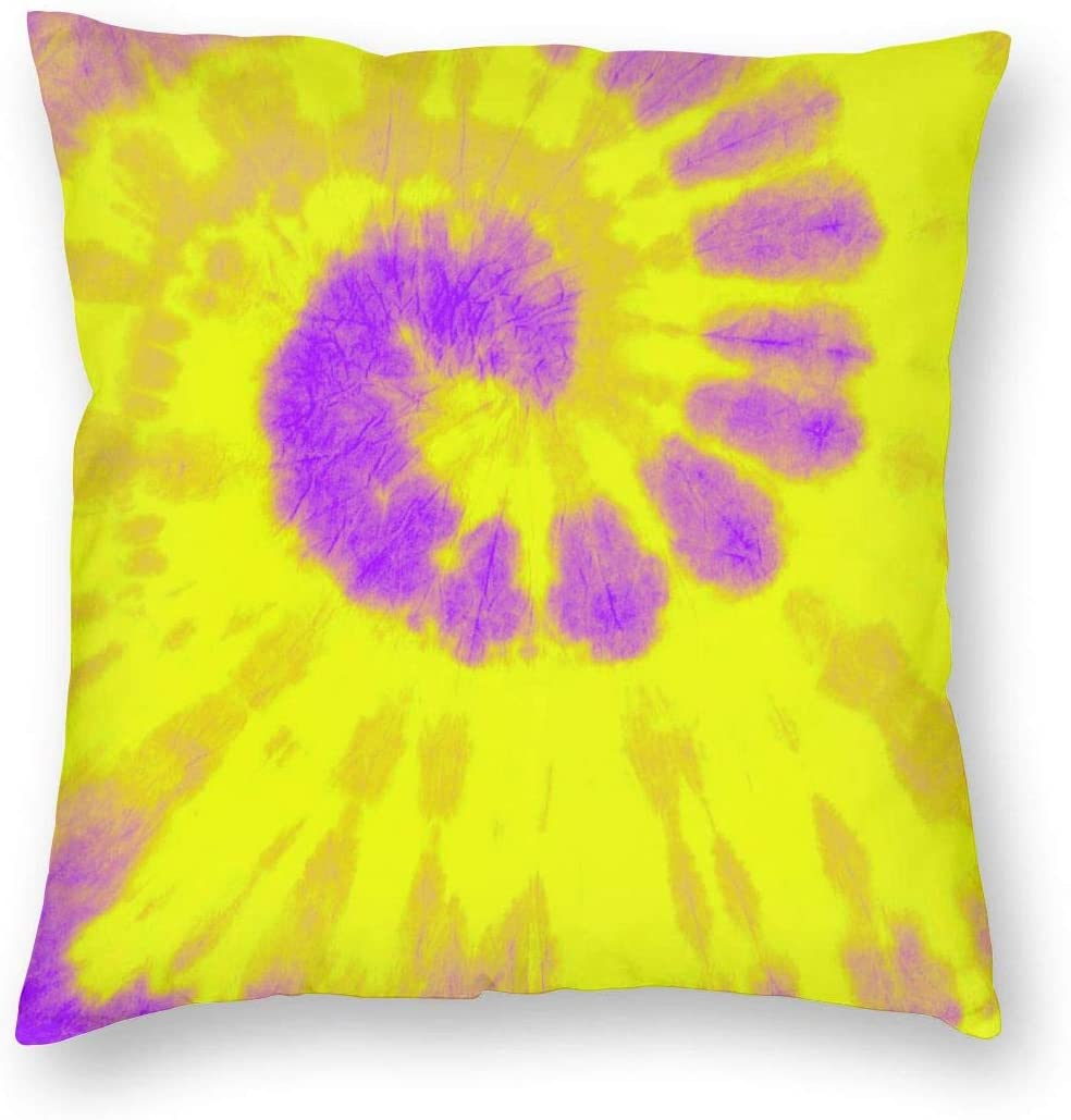 Decorative Pillow Covers Farmhouse W/Rainbow Cotton Pillow Cover Throw Pillow Covers Cases 18x18 Inch for Couch Sofa Bed Home Floral Pattern