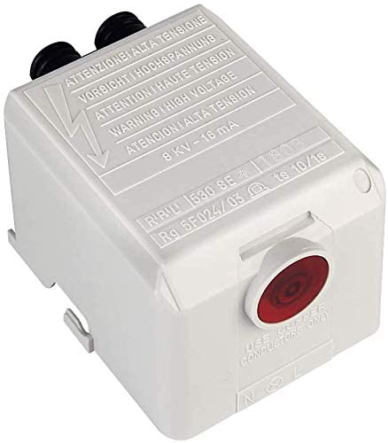Primary Control Box, 530SE Control Box Compatible for Riello 40G Oil Burner Controller + Electric Eye