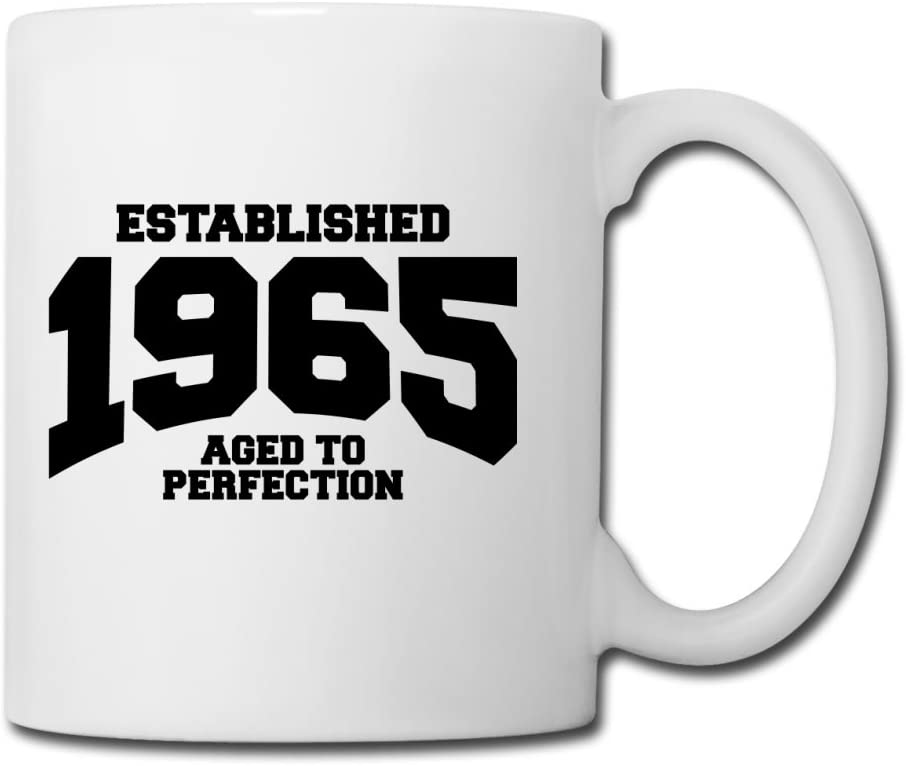Sister Gift Coffeemug- Aged To Perfection Established 1965 From Carolepe