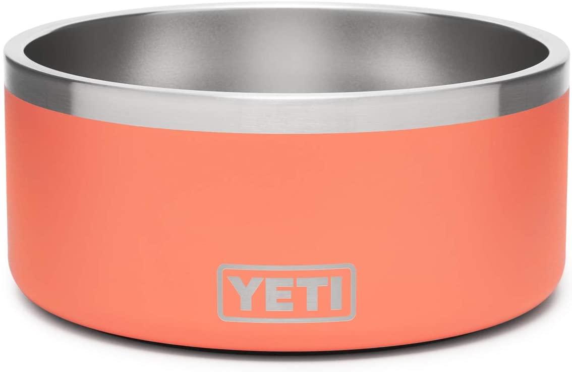 YETI Boomer 8 Stainless Steel, Non-Slip Dog Bowl, Holds 64 Ounces