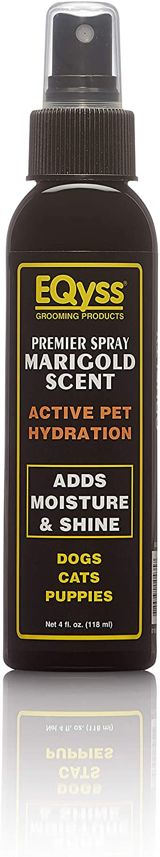 Eqyss Premier Pet Spray Marigold Scent 4 oz