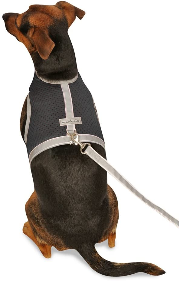 My Canine Kids Athletic Mesh Dog Vest Harness - from The Inventor of Cloak & Dawggie