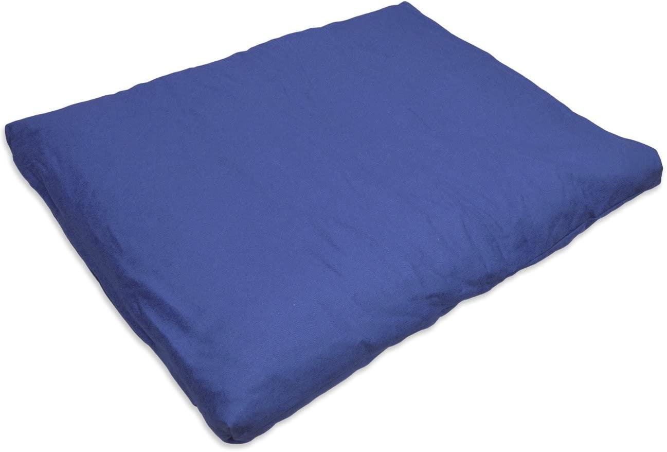 YogaAccessories Cotton Zabuton Meditation Cushion