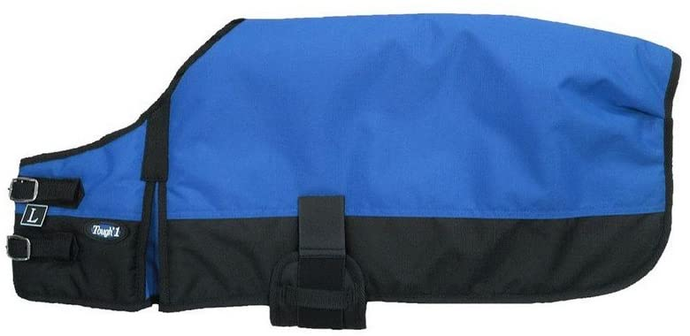 Tough 1 600D Dog Blanket Royal Blue Large