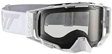 Leatt Velocity 6.5 Goggle-White/Grey