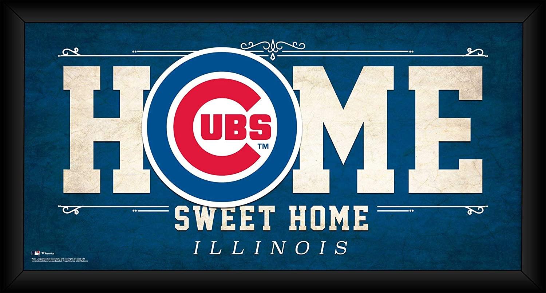 Chicago Cubs Framed 10