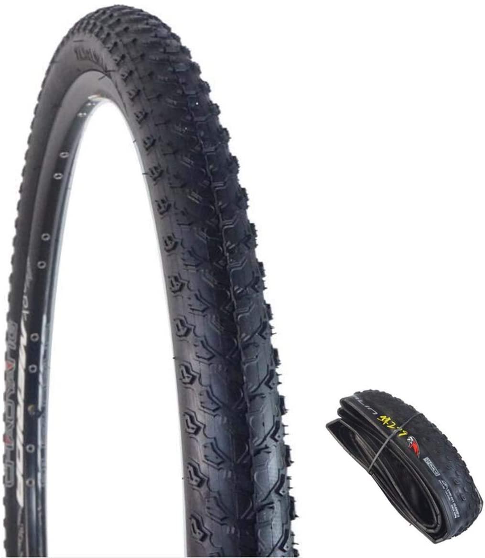 KKL Mountain Bike Protection Tire 120TPI Anti-stab Lightweight Folding Performance Tire