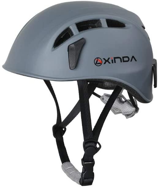 XIN-D Climbing Helmet 52-62cm Adjustable Size