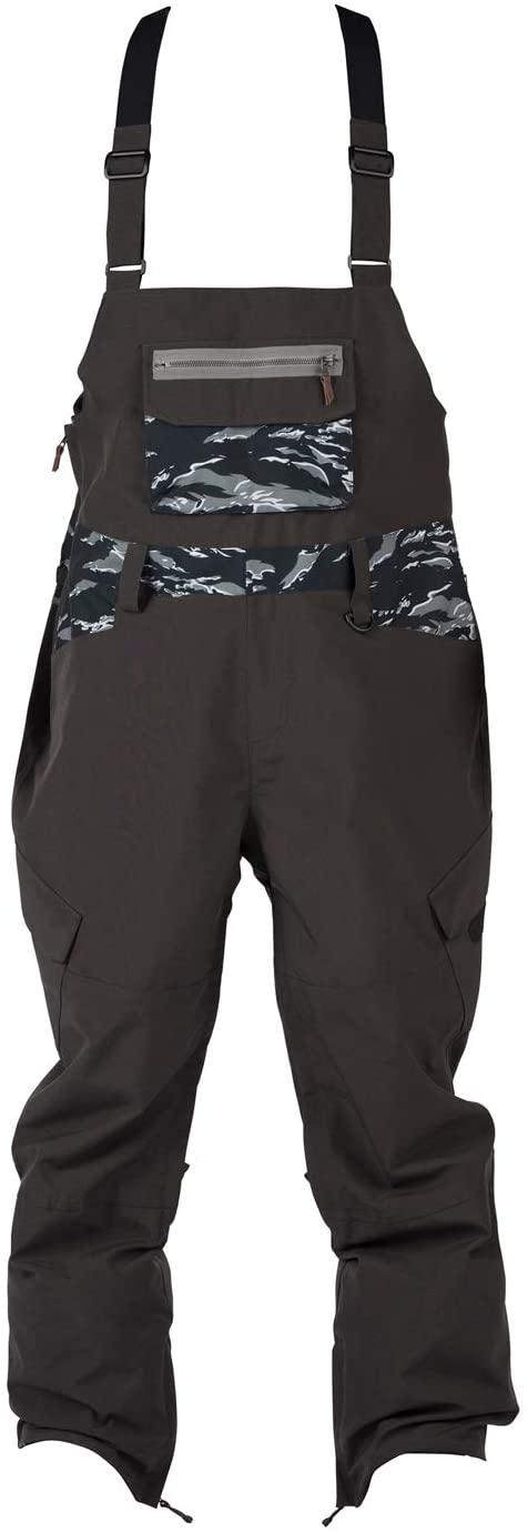 Sessions Bleach Bib Snowboard Pants Mens