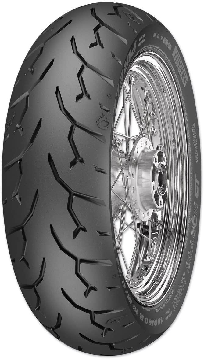Pirelli Night Dragon GT Rear Motorcycle Tire 150/80B-16 (77H) - Fits: Harley-Davidson CVO Dyna Wide Glide FXDWGSE 2002