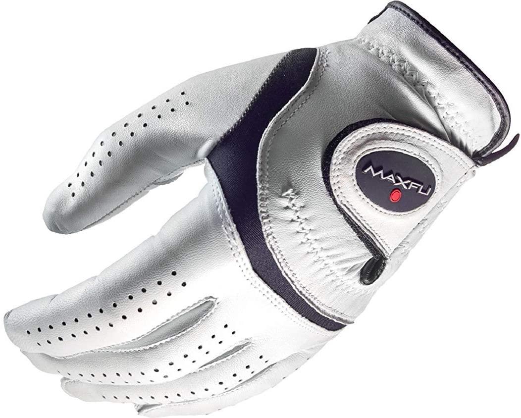 Maxfli Men's Tour Cabretta Leather Golf Glove - Left Hand - Cadet - Small