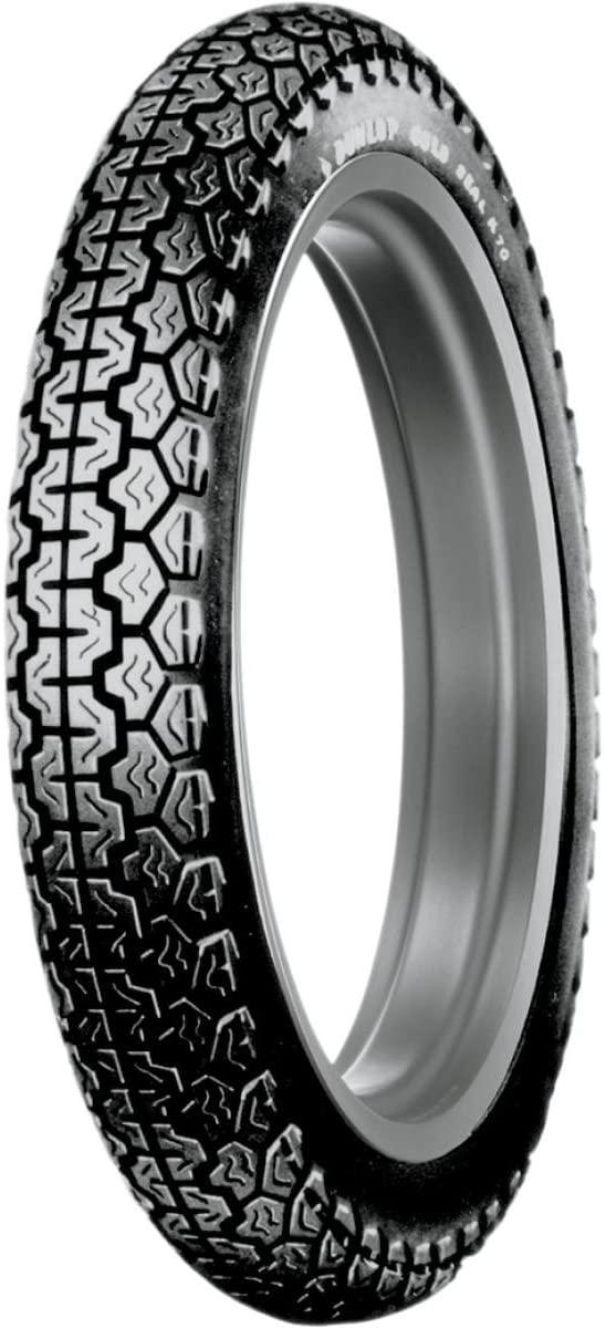 Dunlop 45068945 Vintage K70 Front/Rear Tire - 3.50-19