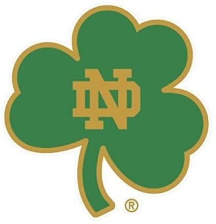 Wincraft Notre Dame Fighting Irish Shamrock 4