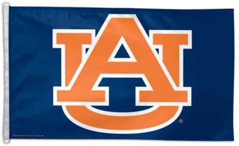WinCraft NCAA Auburn University Tigers 3'x5' Ft Nylon Flag