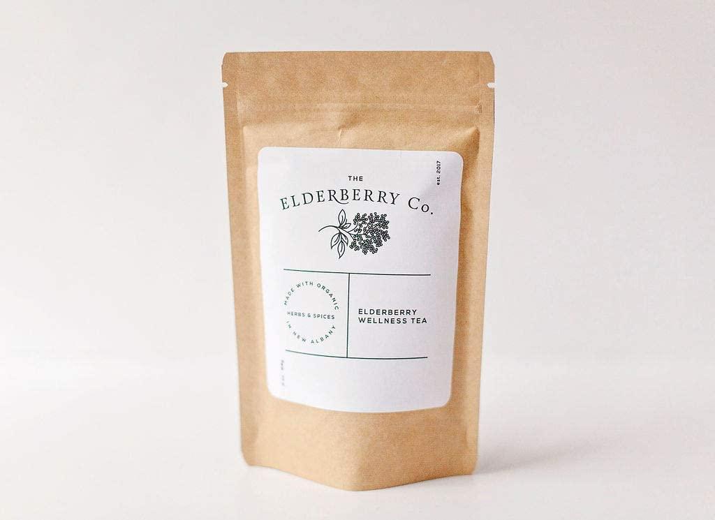 Elderberry Wellness Tea