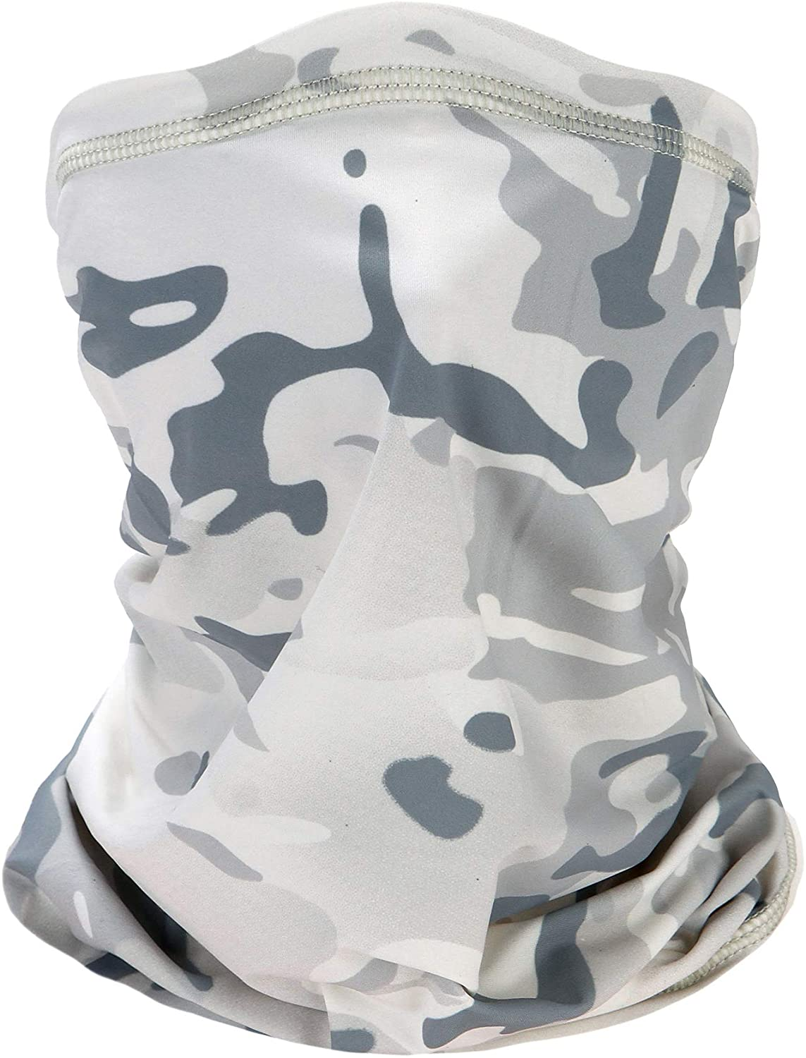Multifunctional Face Mask Anti Dust Wind UV Sun Neck Headwear Bandana Camouflage