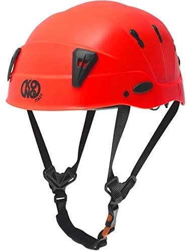 Kong Spin Helmet Red ANSI Z89.1-2009, CE EN 397