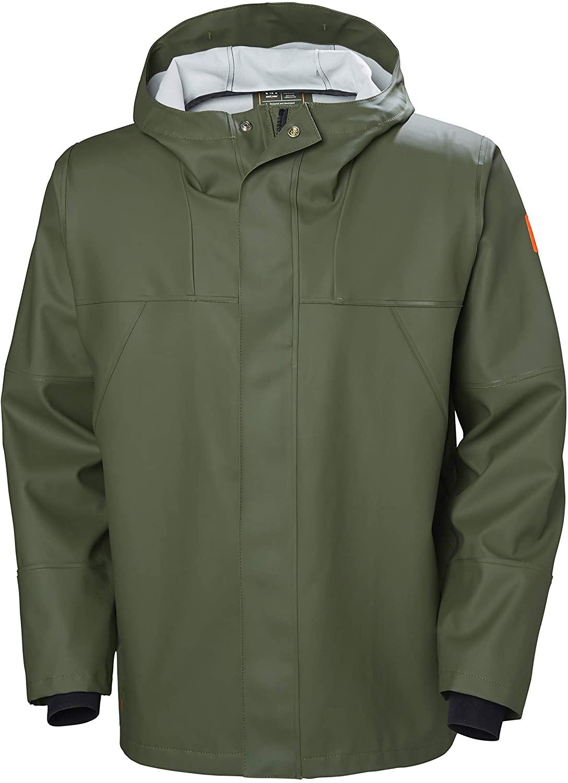 Helly Hansen Workwear Men's Storm Rain Jacket