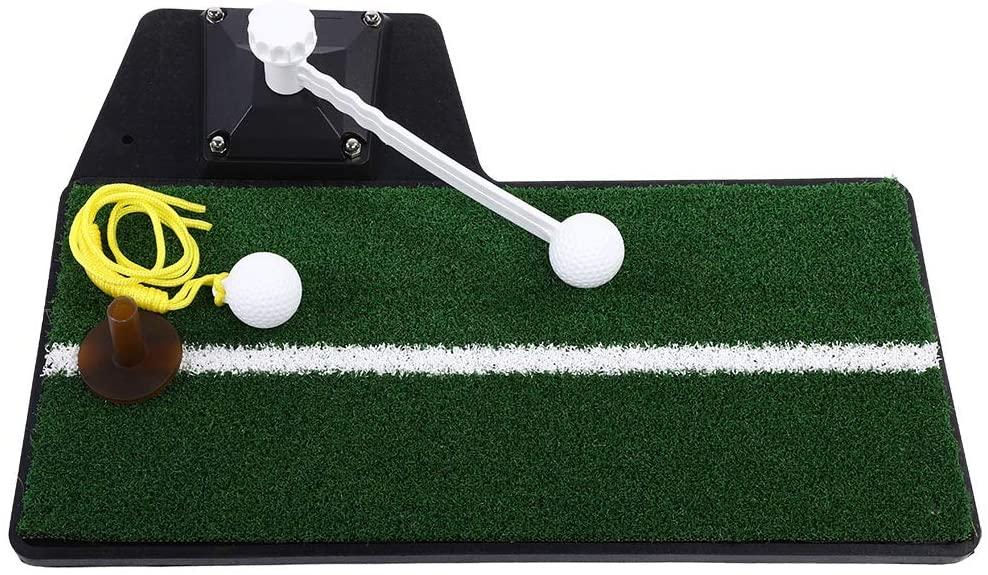 Ponacat Indoor Outdoor Golf Swing Training Aid Tool Putting Practice Equipment