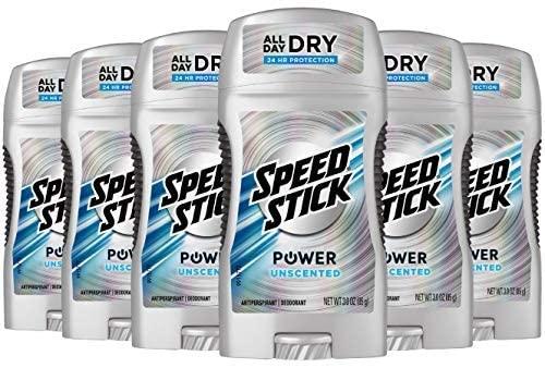 Speed Stick Power Ultimate Sport Antiperspirant Deodorant 3 oz (Pack of 12)