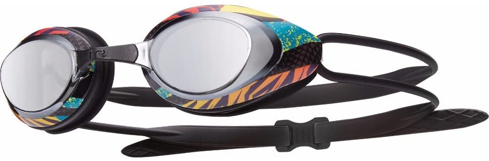 TYR Black Hawk Racing Mirrored Prelude Goggles