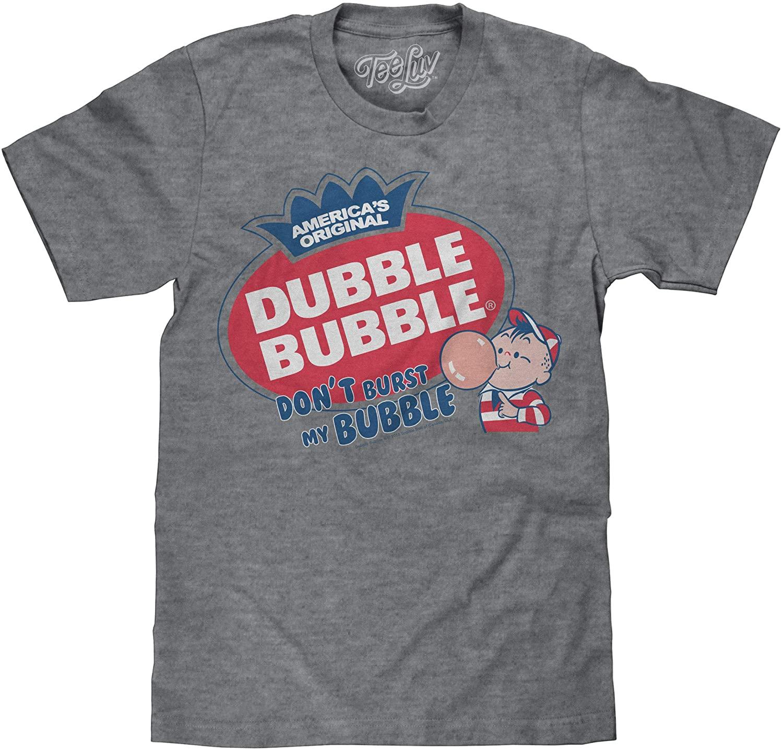 Tee Luv Dubble Bubble T-Shirt - Dubble Bubble Candy Shirt