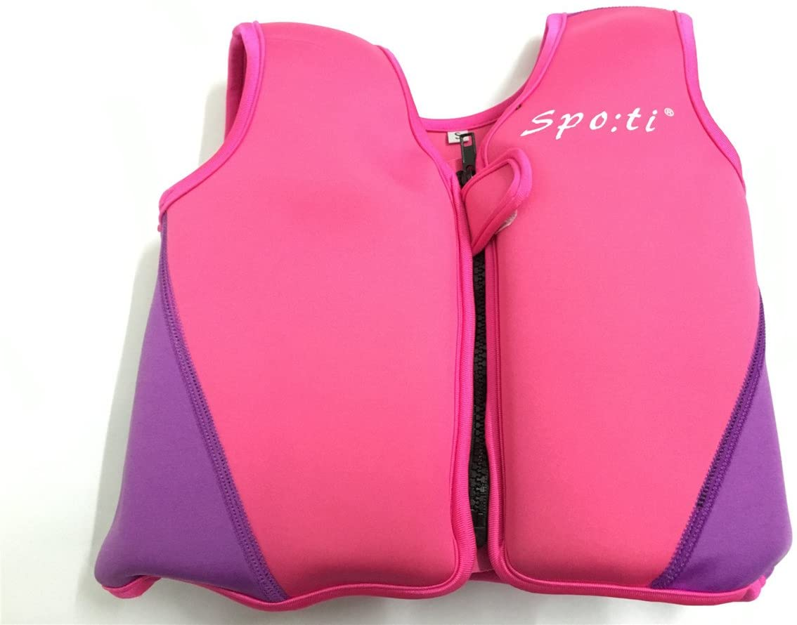 Titop Professional Babies' Swim Vest, Children's Swim Jacket, Swimming Training Buoyancy Aid
