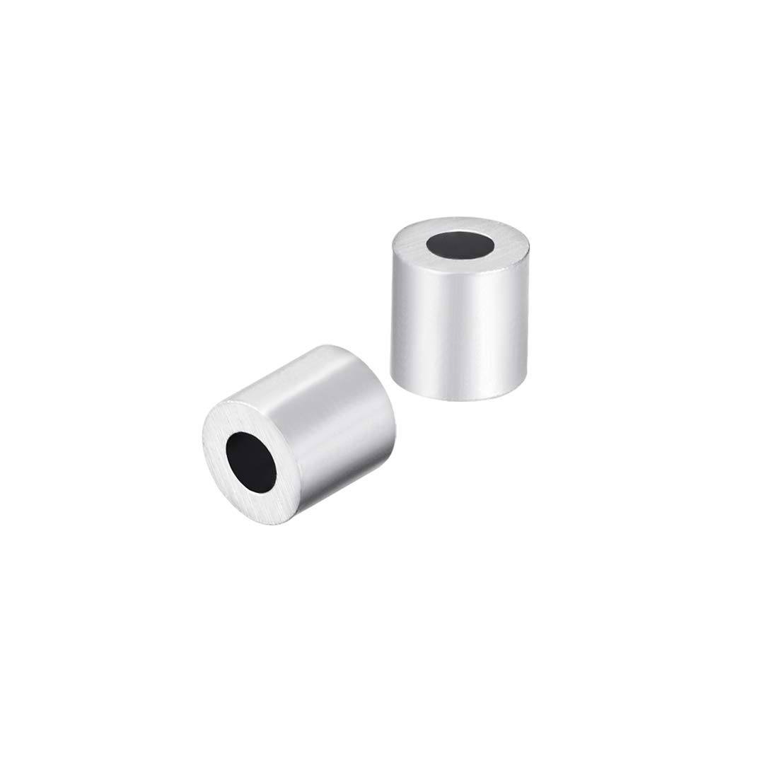 uxcell Aluminum Crimping Loop Sleeve for 3/64