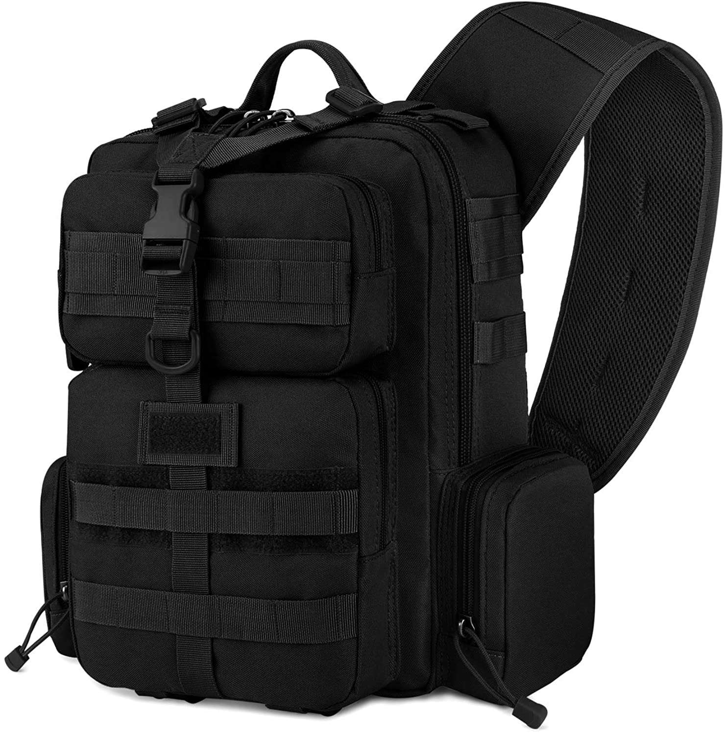 Barbarians Tactical Sling Backpack One Strap Bag