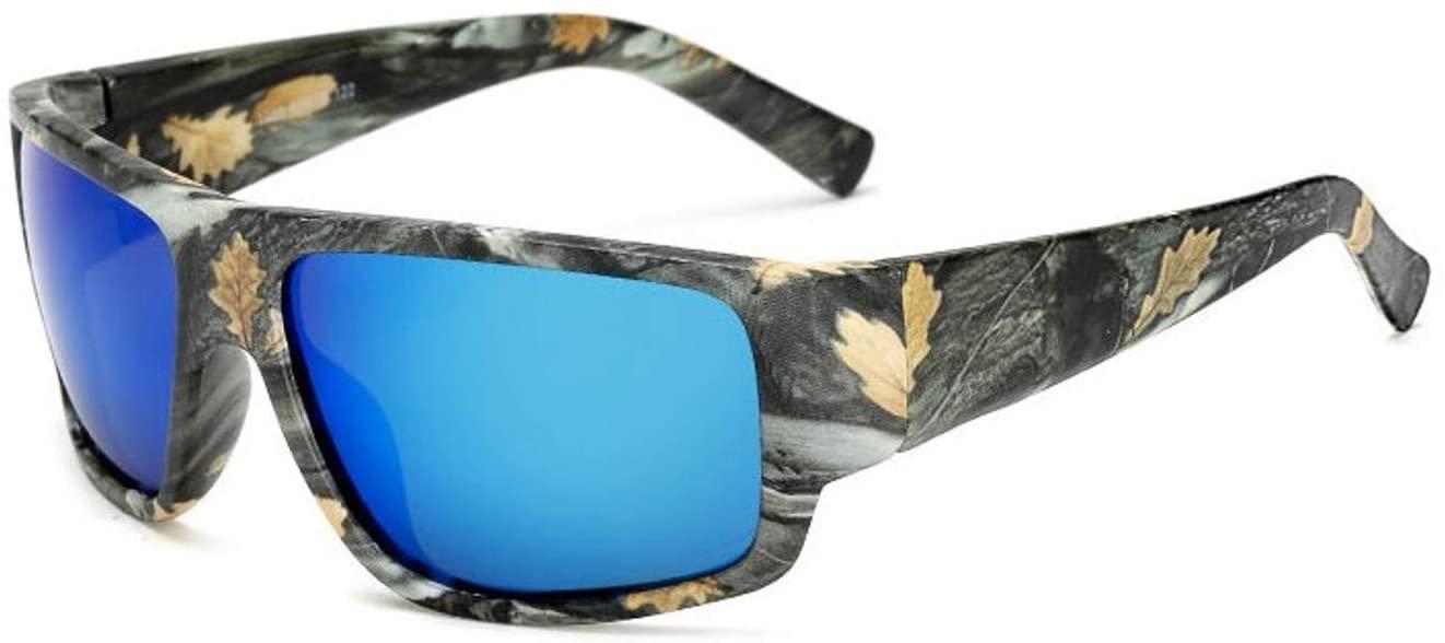KIMTAN Polarized Fishing Sunglasses Yellow Red Blue Lenses Night Version Men Women Glasses Outdoor Sport Driving Eyewear UV400