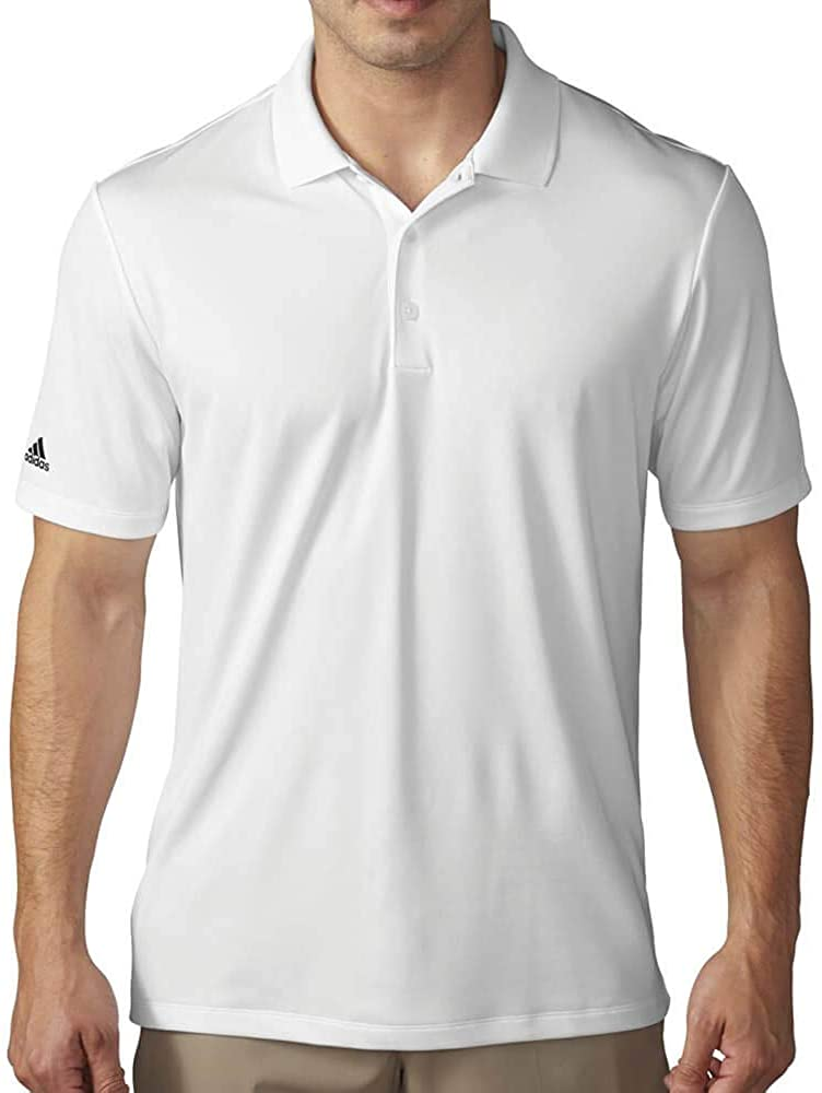 adidas Golf Men's Golf Performance Polo Shirt
