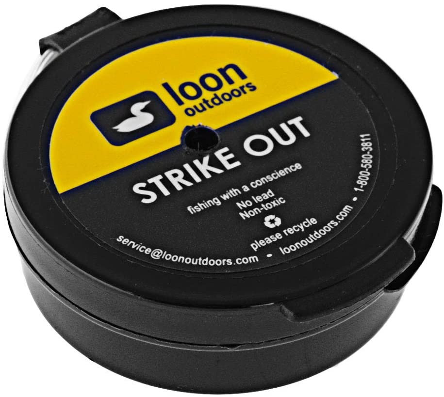 Loon Outdoors Strike Out White