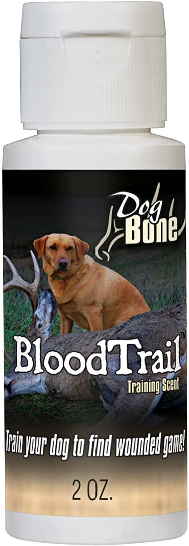 Dog Bone Blood Trail Training Scent