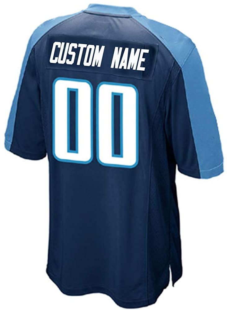 Favorite Gift Custom All Teams Football Jerseys Personalized Any Name and Number Jerseys for Mens_Womens_Youth
