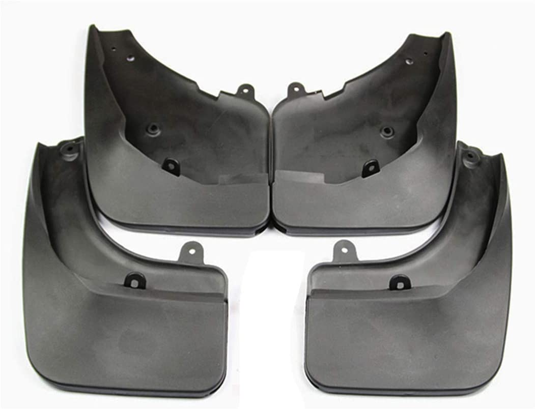 Aoteyar Car mud Flaps for Peugeot 307 Flaps Splash Guard Front and Rear mud Flaps 4pcs