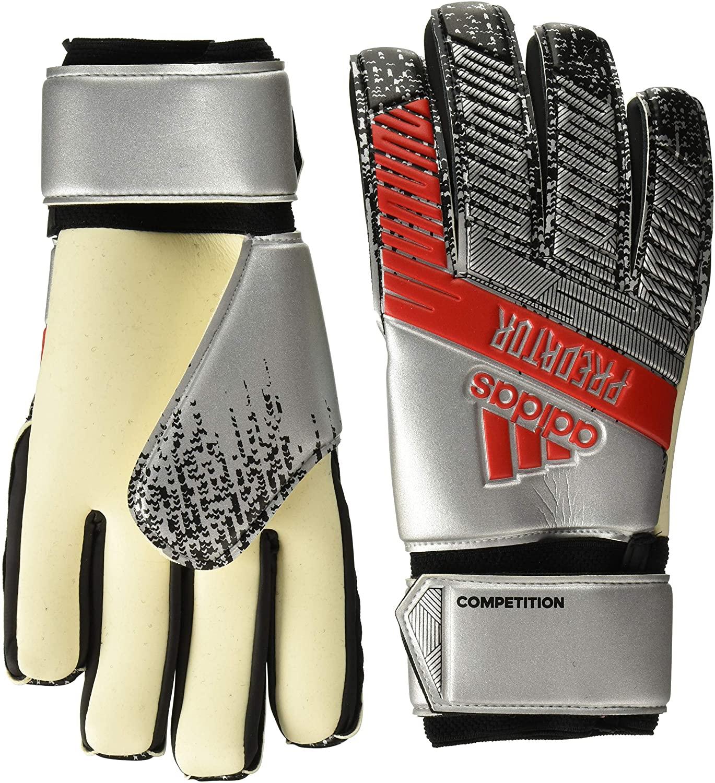 adidas Unisex Predator Competition Snug Fit Goalkeeper Soccer Gloves