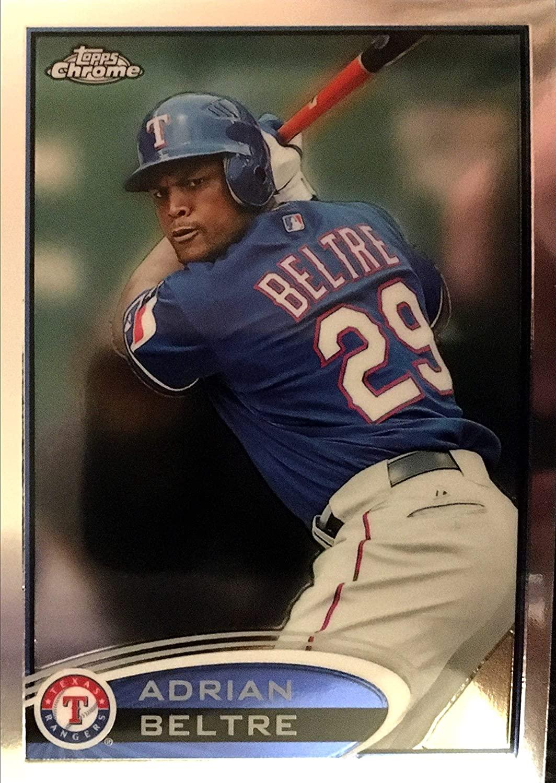 2012 Topps Chrome #132 Adrian Beltre