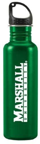 Marshall University - 24-ounce Sport Water Bottle - Green