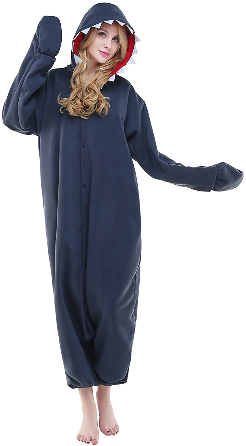 CANASOUR Halloween Christmas Adult Anime Pajamas- Unisex Animal Cosplay Costume