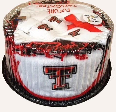 Future Tailgater Texas Tech Red Raiders Baby Clothing Set