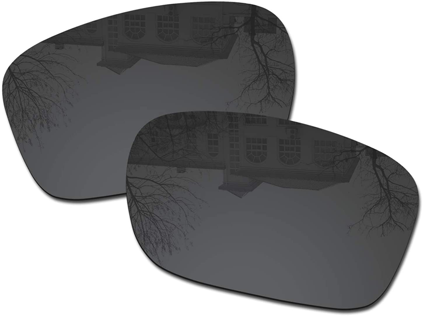 Millersawp Holbrook OO9102 Replacement Lenses Compatible with Oakley Sunglass