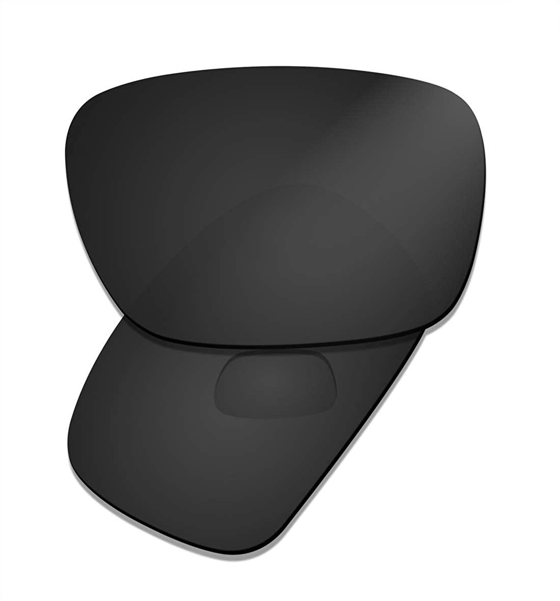 Prizo Polarized Replacement Lenses for Oakley Badman Sunglasses