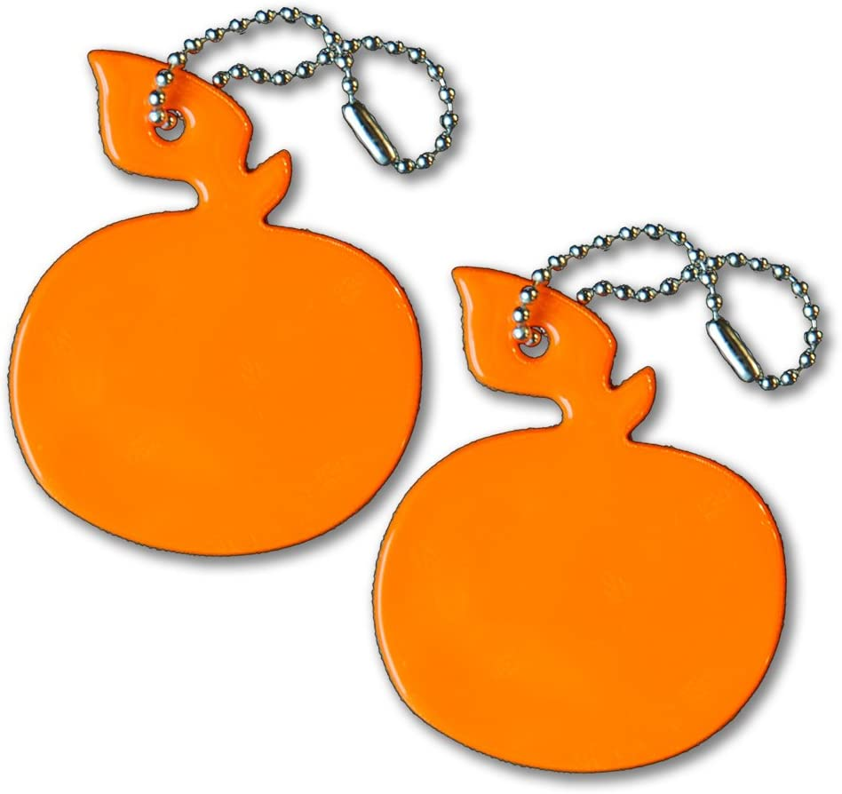 funflector Safety Reflector - Apples & Oranges