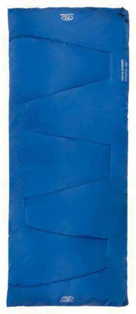 Highlander Sleepline 250 Envelope Sleeping Bag Blue