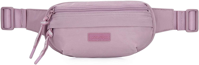 3323s Small Fanny Pack Mini Waist Bag Cute for Women Girls, Thistle