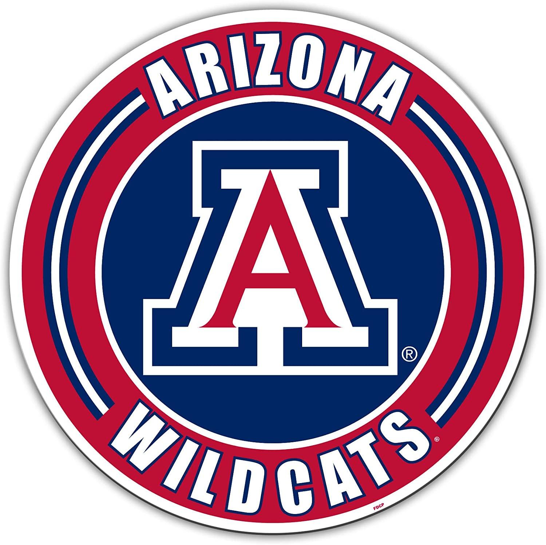 NCAA Arizona Wildcats Vinyl Magnet, 12