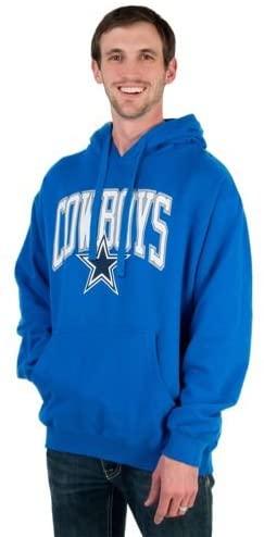 Dallas Cowboys Wildcard Fleece Hoody
